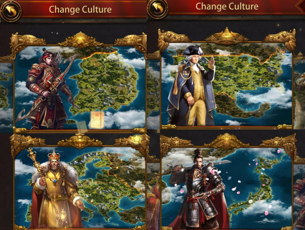 Image of evony guide: best cultures and using each effectively